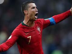 recordes de Cristiano Ronaldo