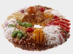 receita do Bolo-Rei tradicional
