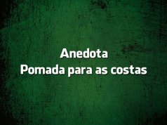 Pomada para as costas