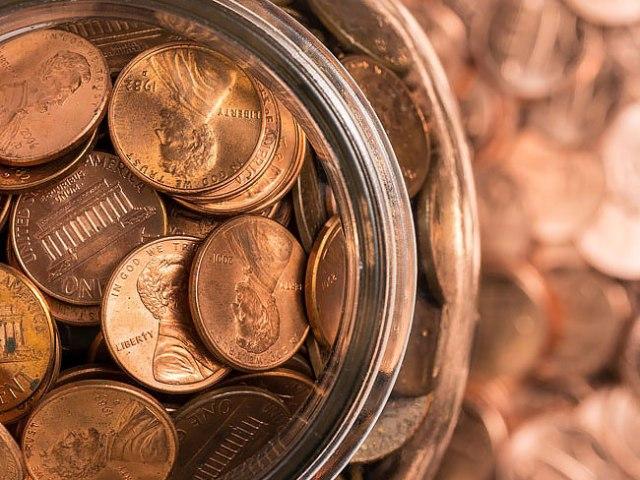 Moedas de 1 cêntimo