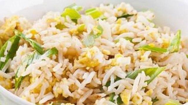 Receitas com arroz