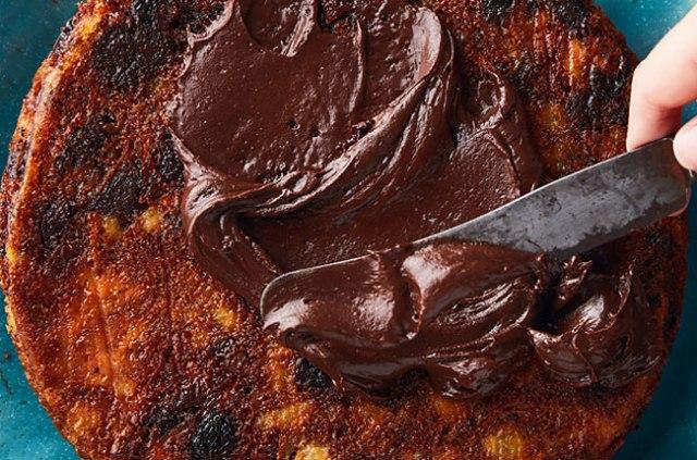 Bolo de Cenoura e Chocolate