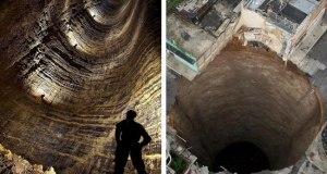 Locais que parecem um portal para o submundo