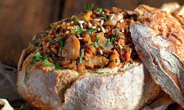 receitas de bacalhau com pão