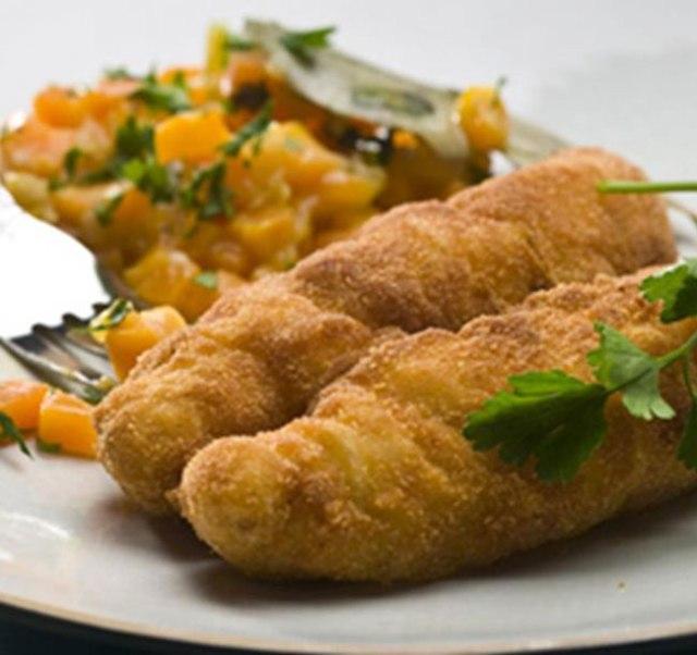 receitas de bacalhau panado