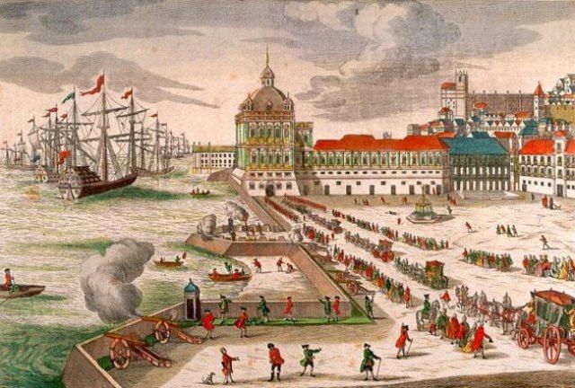 Lisboa conheceu as trevas