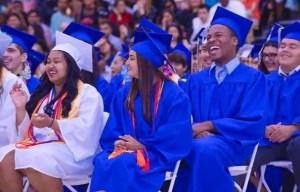 O'Ferrell Charter Graduation