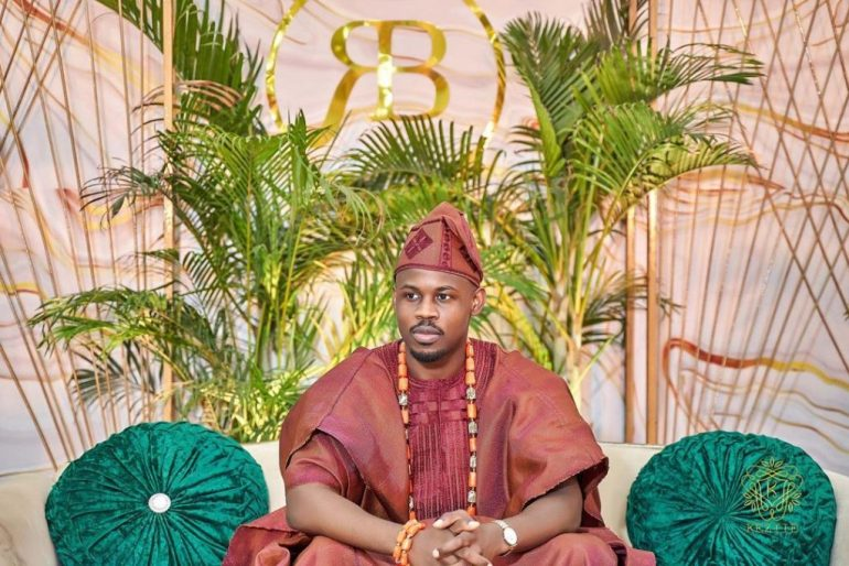 yoruba groom