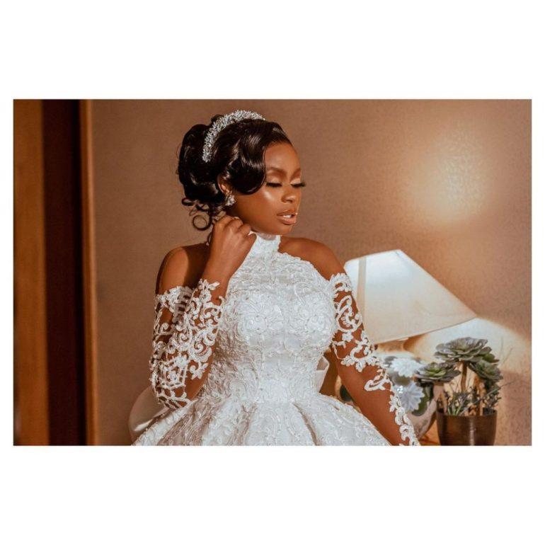 baby doll cold shoulder wedding dress april by kunbi