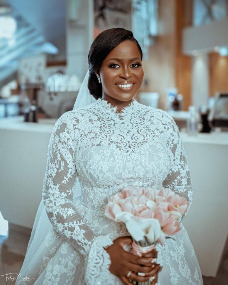 long sleeve wedding dress with lace overlay elizabeth and lace bridal