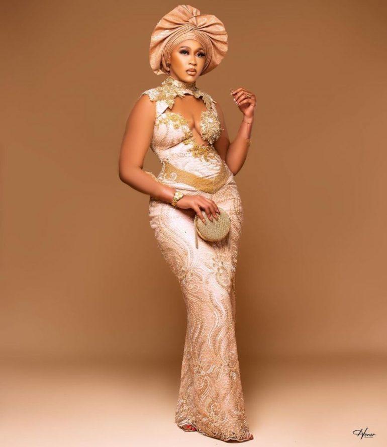 asoebi dress