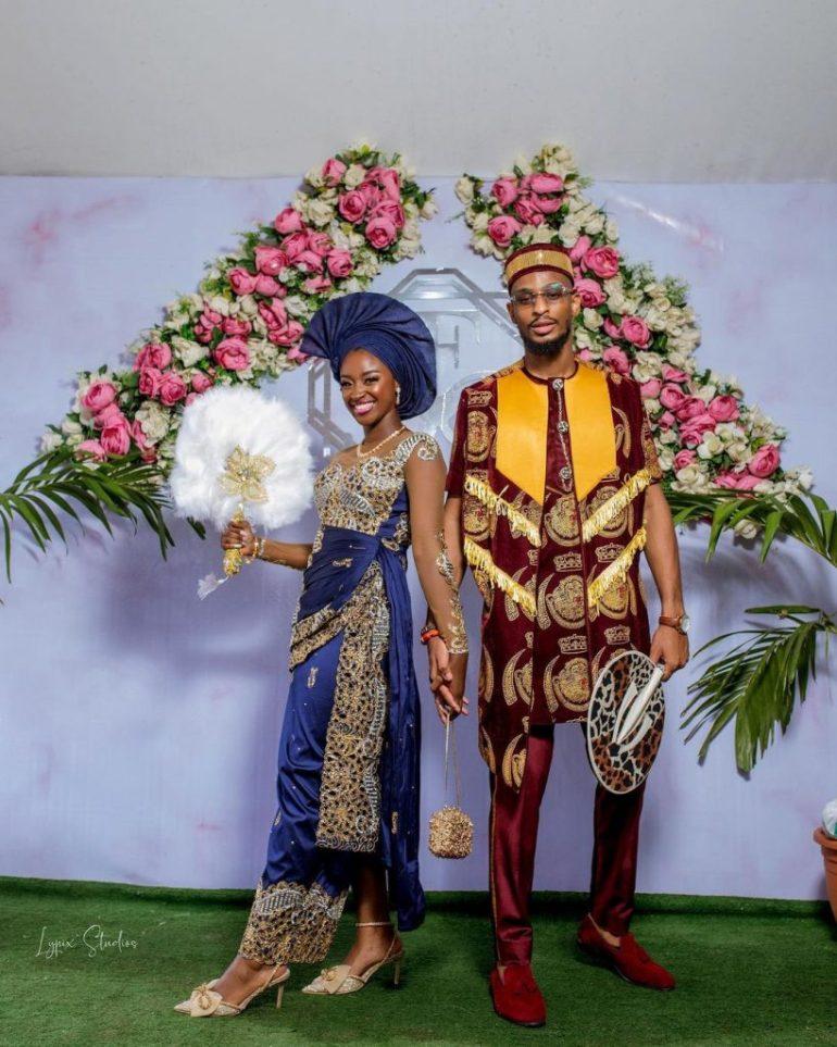 intertribal wedding of feyikemi and dr chibuzor