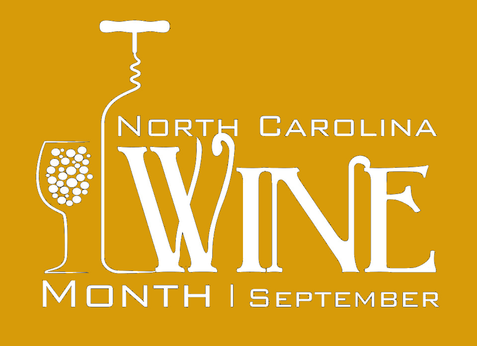 North Carolina Wine Month Gold