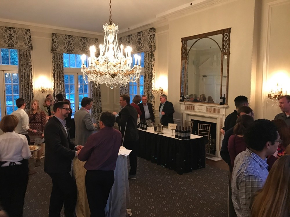 Addison Farms Vineyards and Grove Winery at the North Carolina Fine Wines Showcase