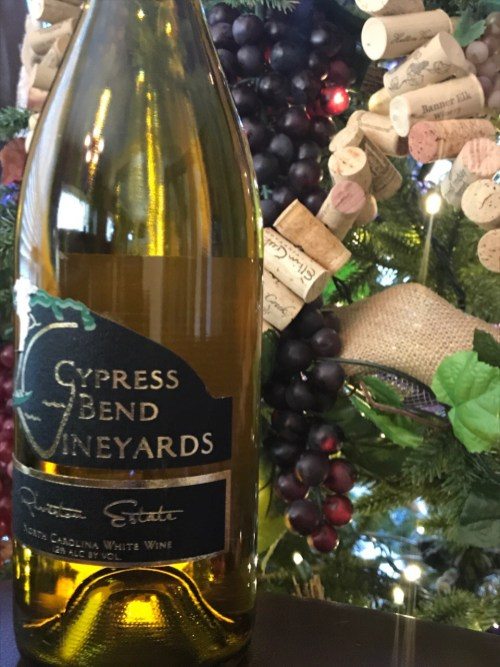 Riverton Estate from Cypress Bend Vineyards in Wagram