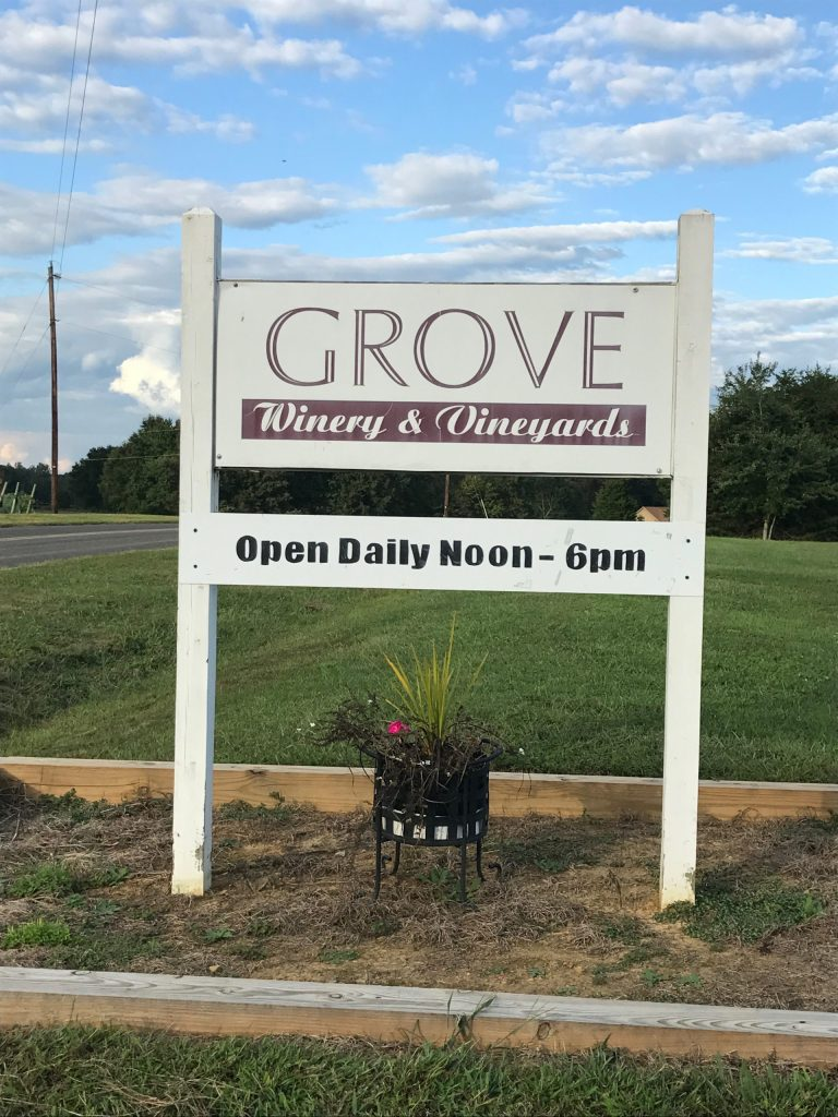 Cork Talk Featuring Grove Winery