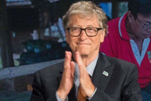 Bill Gates. Foto: PAP/Panoramic