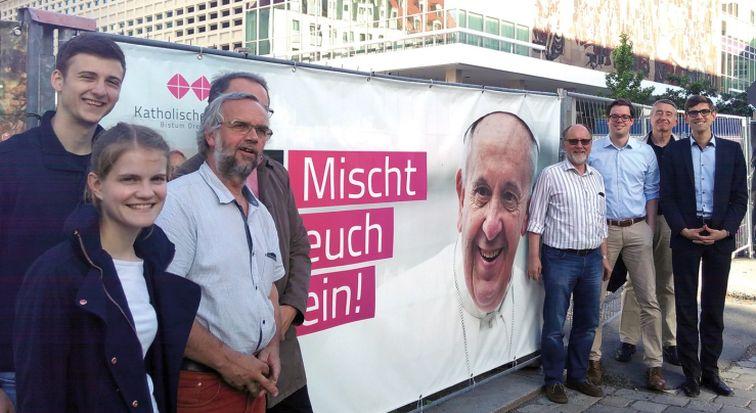 """""""Eine angenehm selbstbewusste Einmischung in die Gesellschaft"""" – Drei Fragen an Ottmar John zum ND-Kongress in Dresden"""