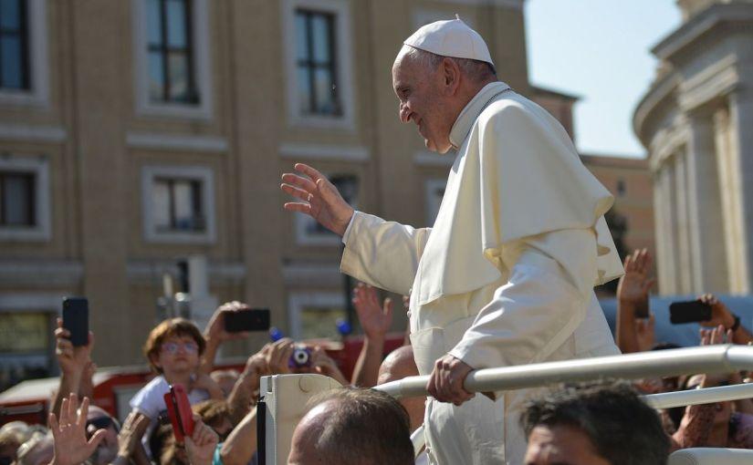 Zoomdebatte: Verabschiedet sich der Papst vom 'Gerechten Krieg'?