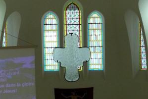 Messe de la Pentecôte à Notre Dame des Anges @ Eglise Notre Dame des Anges