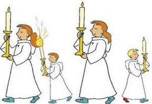 Réunion des servants d'autel @ ND Anges