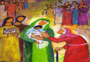 Fête de la Sainte Famille année B