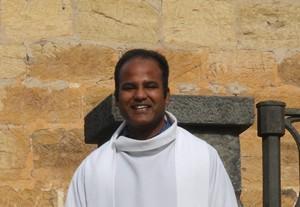Messe d'au-revoir au Père Ashok @ NDAnges