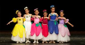 ND Ballet School Shopinyana Flower Girls