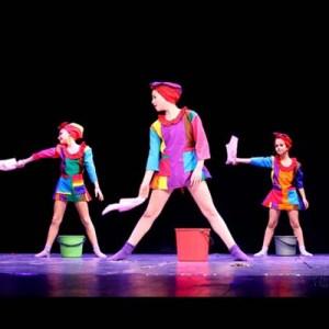 ND ballet school Varna contemporary classes for children