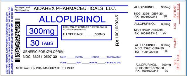 Buy Allopurinol