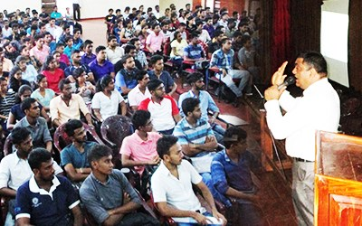 NDES Alumni conducted Industrial Awareness Program for BIT students