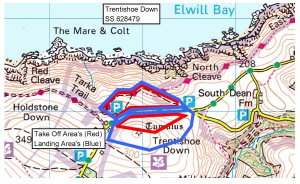 trentishoe_map