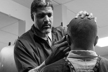 Raynie Jackson, Owner of Headrest Barbershop