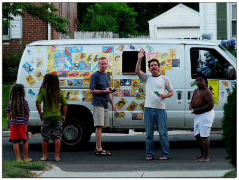 Summer and the Ice Cream Truck, Perfect Match