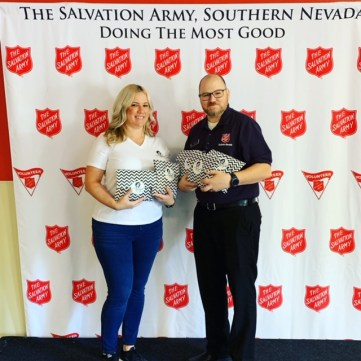 Salvation Army First Delivery