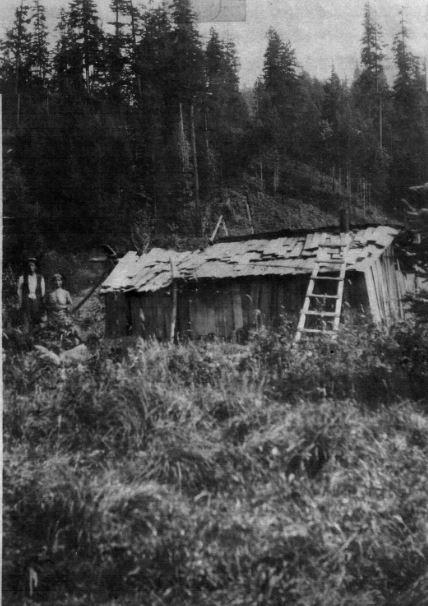 Plankhouse at Dickie Prairie