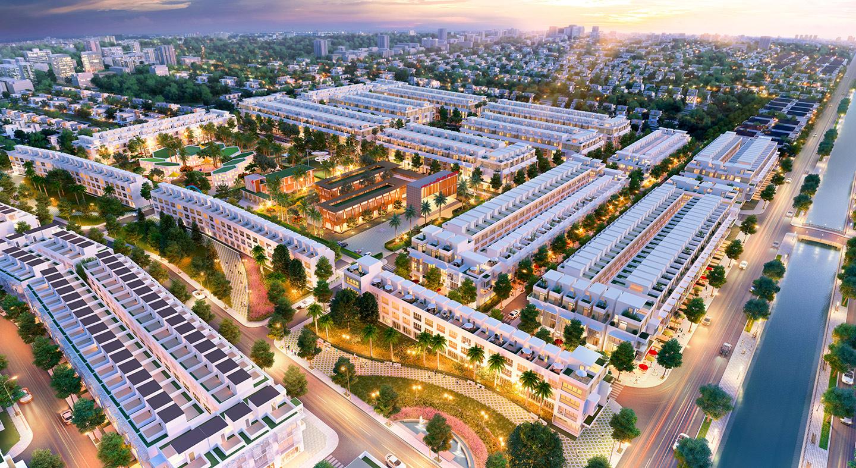 Nam Phong Sài Gòn chủ đầu tư dự án Nam Phong Eco Park