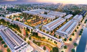 Nam Phong Sài Gòn chủ đầu tư dự án Nam Phong Eco Town