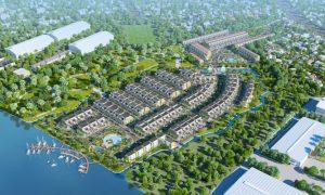 Dự án khu đô thị Trần Anh Riverside Bến Lức chính thức mở bán Đợt 1