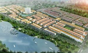 Dự án khu dân cư Bảo Ngọc Residence tại Đức Hòa Long An