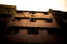 Morocco – Facade [Photography by: Nabil Darwish © 2012 ndproductions::digital imaging::]