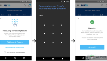 Paytm update adds Paytm Postcard, Automatic Payments and More