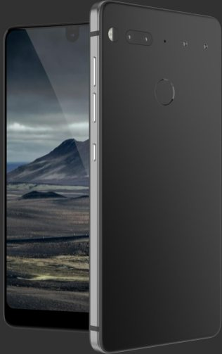 Essential Phone Stellar Grey