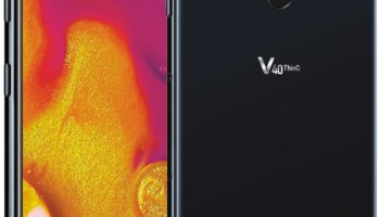Some specifications of the LG V40 ThinQ leaked online