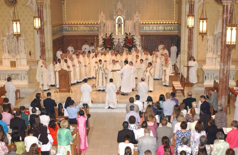 Diocese of Jackson Ordains 3 into Priesthood