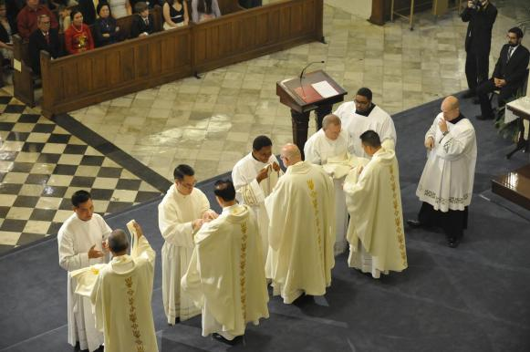 ANO Priesthood Vesting
