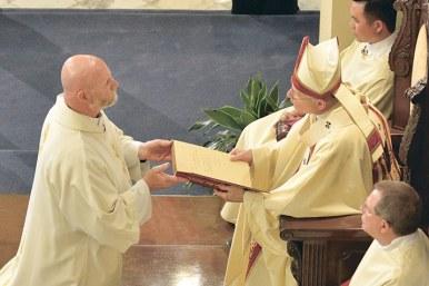 Dcn. Doug Busch Diaconate Ordination