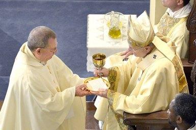 Fr. Mixie Arcuri Ordination