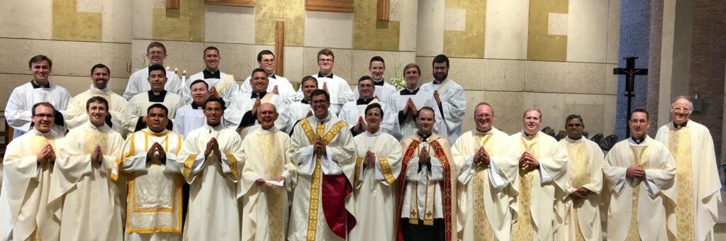 Fr. Nick Adam Mass of Thanksgiving