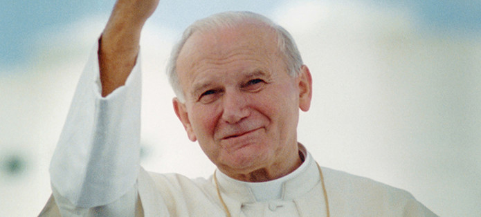 Image result for st john paul ii